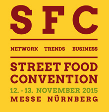 Logo Street Food Convention 2015